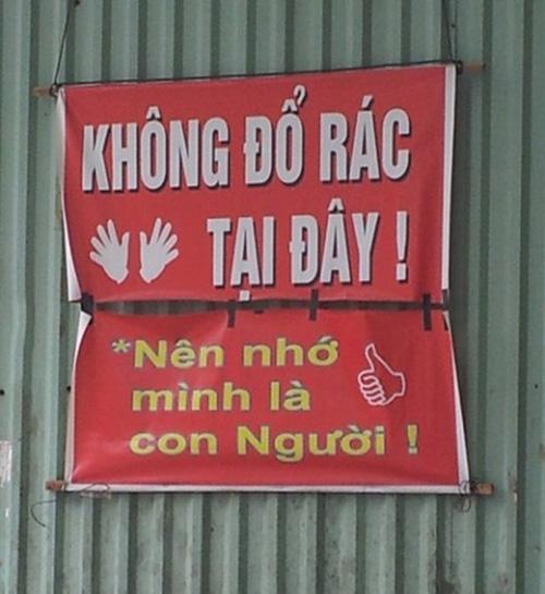 Ảnh hài hước chỉ có ở Việt Nam