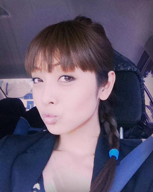 Jennifer Phạm xinh đẹp mừng sinh nhật ông xã - 4