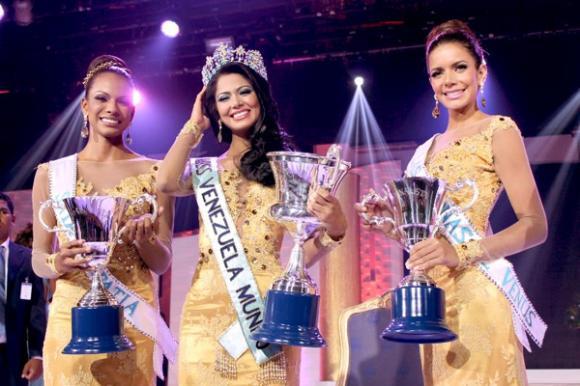 Tân Hoa hậu Venezuela bị chê xấu