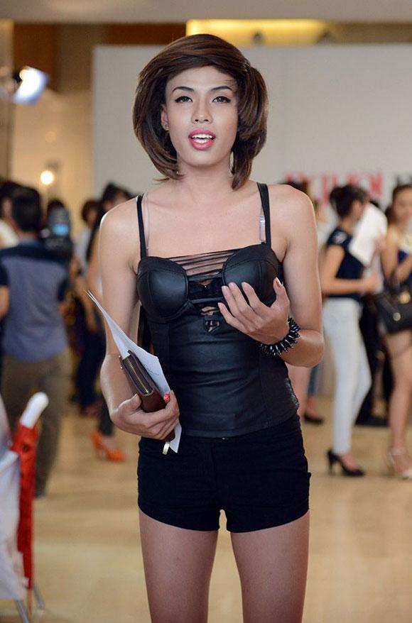 Tất cả thí sinh chuyển giới đều bị loại khỏi Next Top Model