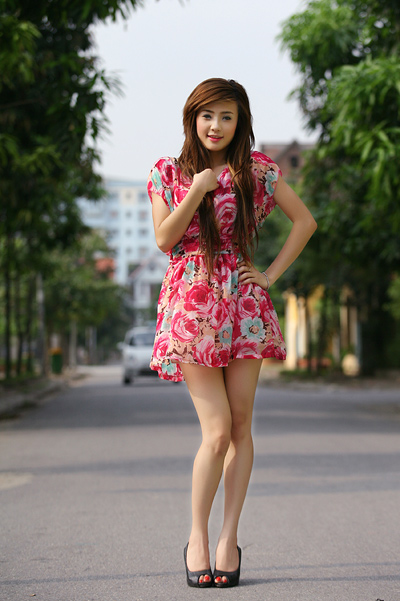 5 hotgirl Việt có chiều cao khiêm tốn