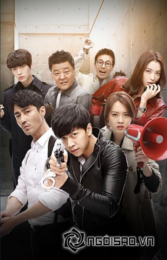 5 bộ phim dễ 'gây nghiện' nhất xứ Hàn