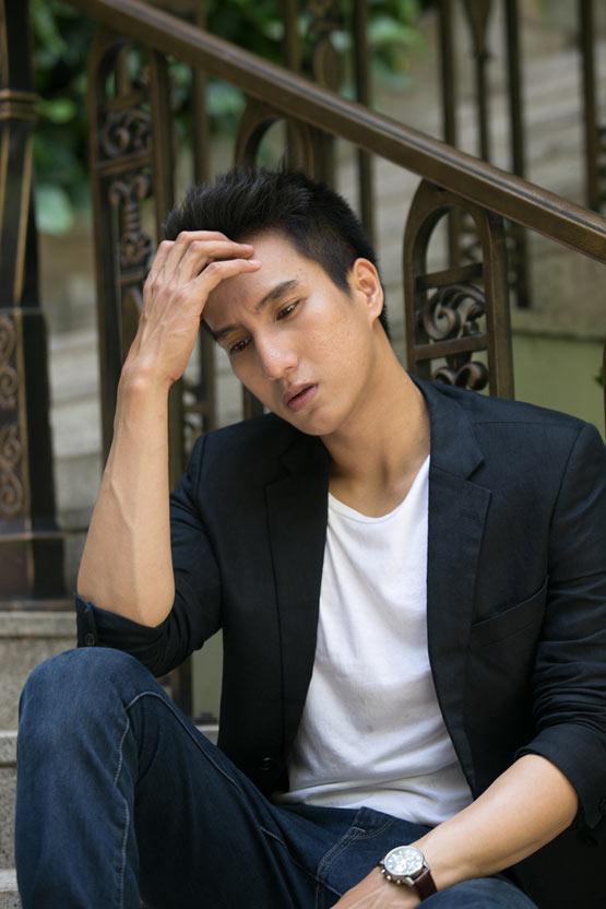 Á Quân Viet- Fashion Icon Ly Cao Thiên Sơn- Khoe nét bụi trần đầy nam tính.