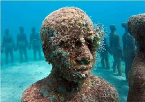 Phát hiện bí ẩn về con người sống dưới đáy biển