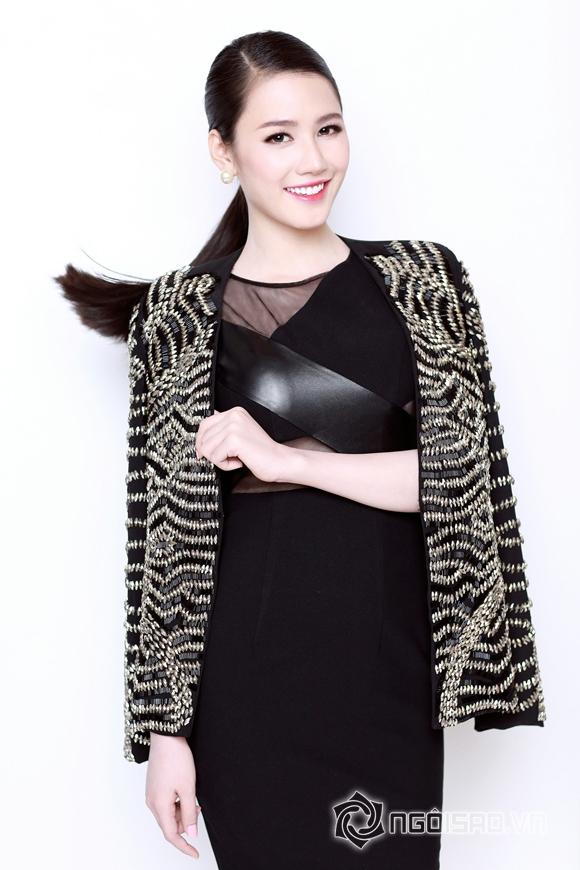 Vẻ đẹp mọi góc nhìn của Hoa hậu người Việt thế giới 2014 - Tường Vy