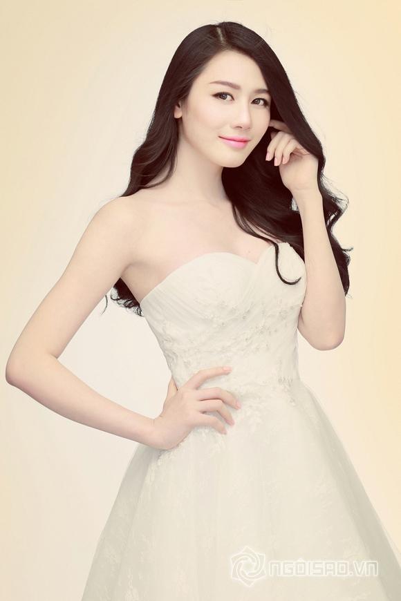 Hoa hậu Tường Vy đẹp dưới mọi góc nhìn của