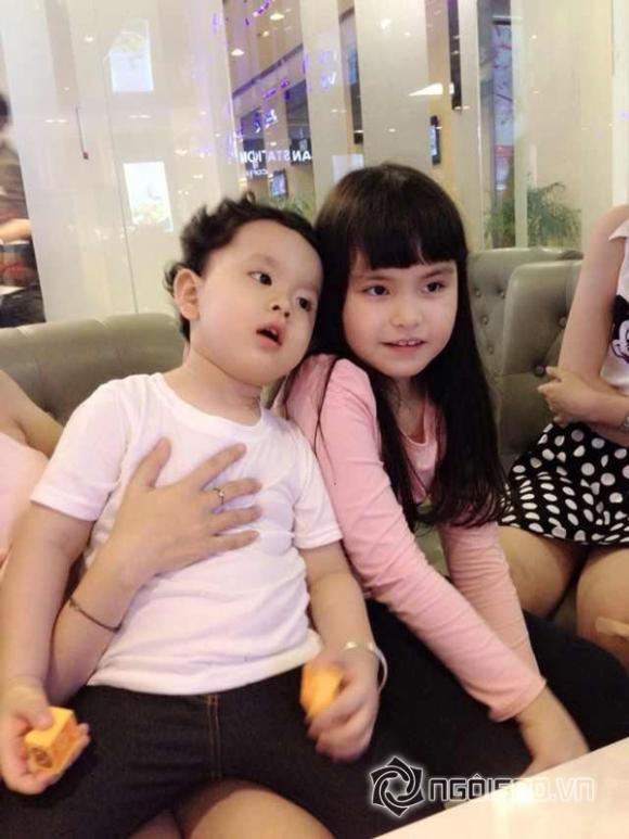 Con trai Trương Quỳnh Anh ngày càng đáng yêu không kém sao nhí Manson