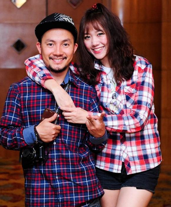 Những cặp đôi tình nhân trẻ đang gây bão showbiz Việt