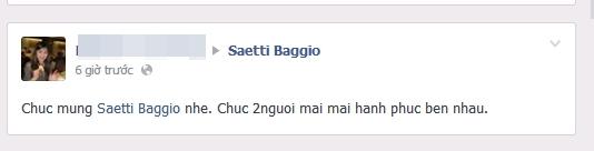 Lộ thiệp mời, Baggio và Quỳnh Trâm chính thức cưới ngày mai