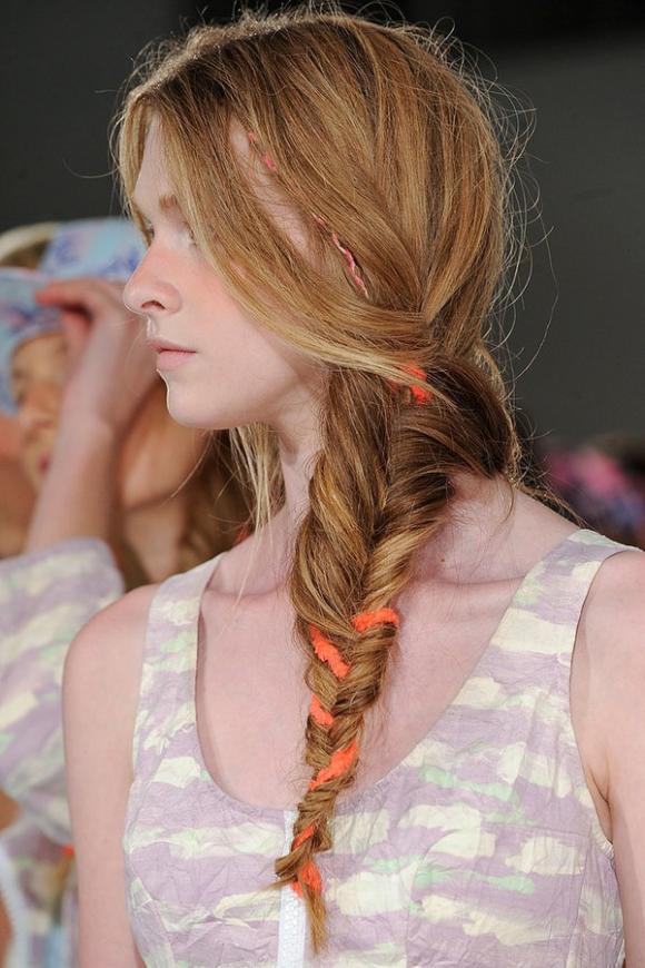10 kiểu tóc hứa hẹn 'làm mưa làm gió' năm 2014