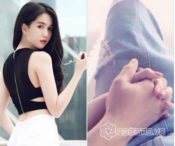 Ngọc Trinh tỏ tình với người đàn ông bí mật khiến fans xôn xao