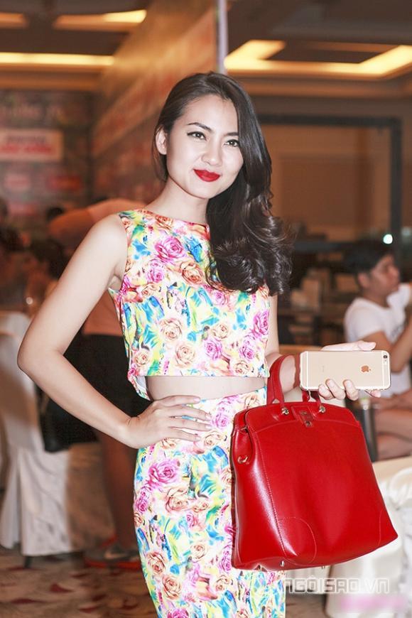 """Ngọc Lan tái xuất xinh tươi sau scandal """"lấy chồng hụt"""""""