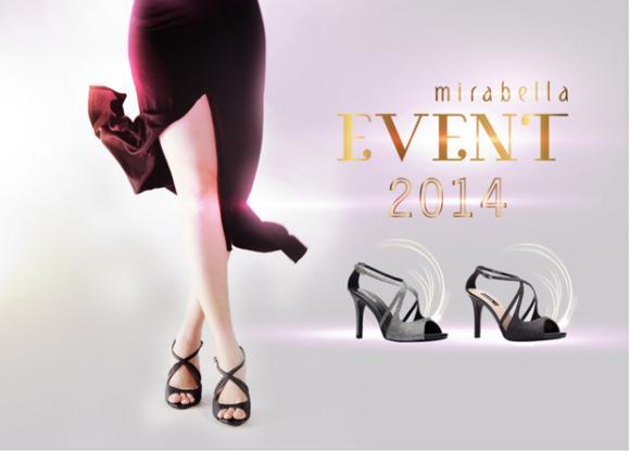 Thương hiệu giày Mirabella khai trương địa chỉ mới