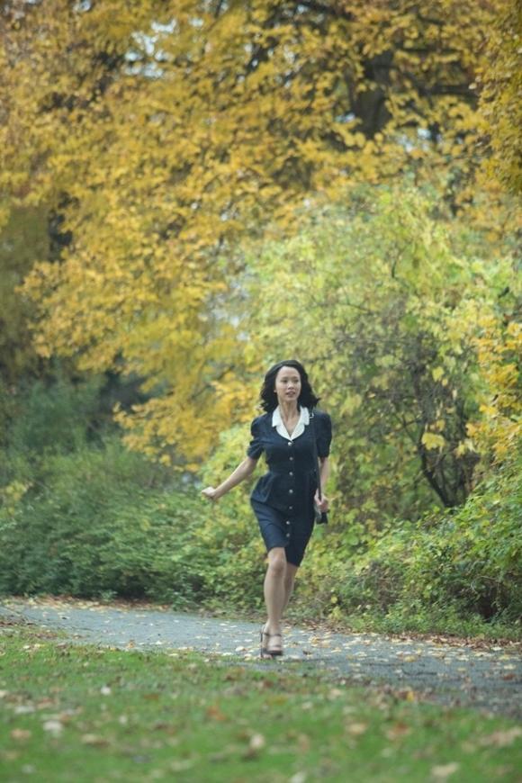Mùa thu vàng nước Đức tuyệt đẹp trong phim Việt