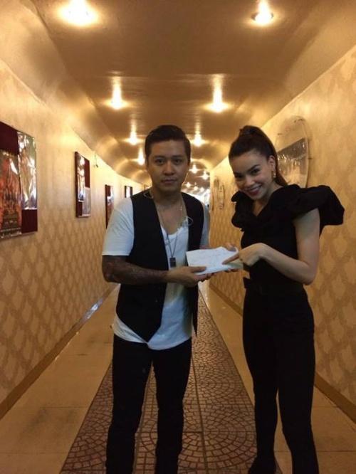 Những cặp đôi 'chia tay vẫn làm bạn' của showbiz Việt