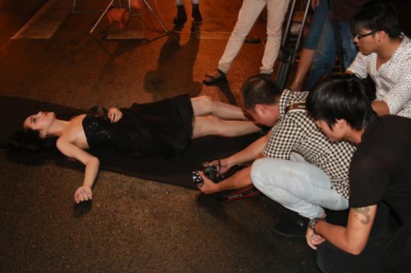 'Vợ' mới cưới của Quang Hà 'qua đời' vì tai nạn giao thông