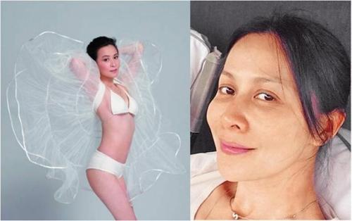 Tiếc nuối ngắm nhan sắc tàn tạ của mỹ nhân Hoa ngữ