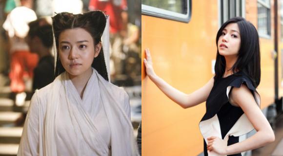 Loạt hình ảnh khiến fan không yêu nổi Tiểu Long Nữ 2014