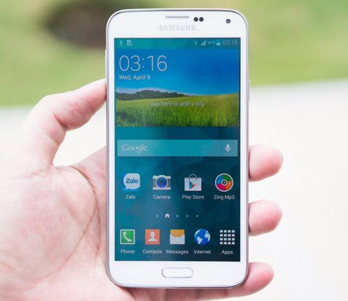 """Những chiếc smartphone """"đỉnh"""" nhất 2014"""
