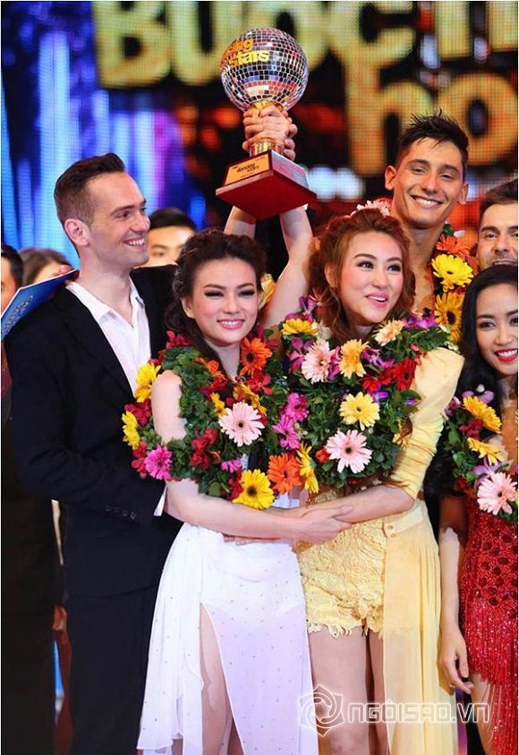 Mỹ nhân Việt được vinh danh trên báo nước ngoài năm 2014
