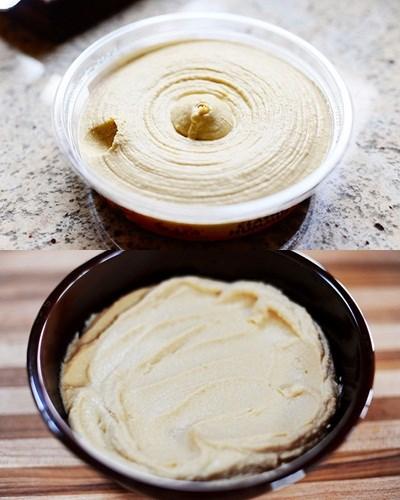 Bánh rau bina cuộn hoa atiso bơ rau thập cẩm siêu lạ (10)
