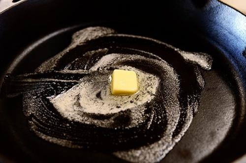 Bánh rau bina cuộn hoa atiso bơ rau thập cẩm siêu lạ (4)