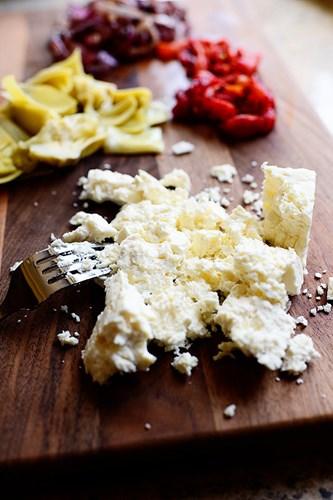 Bánh rau bina cuộn hoa atiso bơ rau thập cẩm siêu lạ (8)