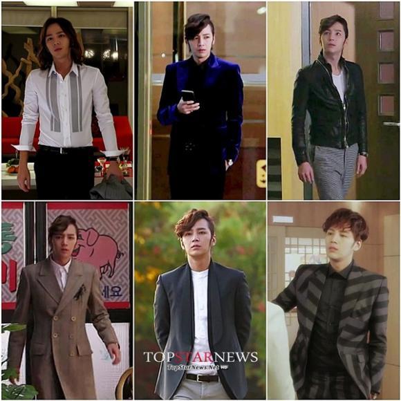Tứ đại thiên vương của truyền hình Hàn Quốc 2014 lộ diện