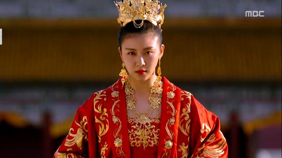 hoàng hậu ki, ha ji won, phim hàn