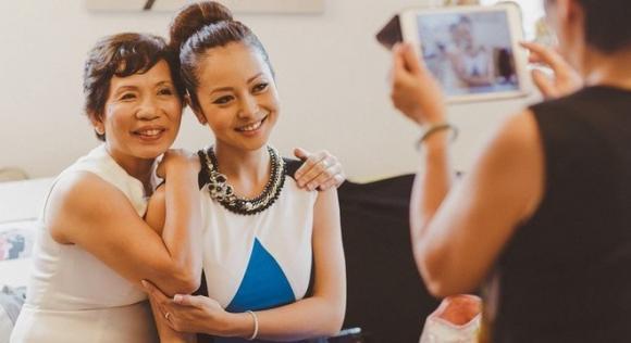 Mỹ nhân Việt và câu chuyện cảm động về mẹ chồng, nàng dâu