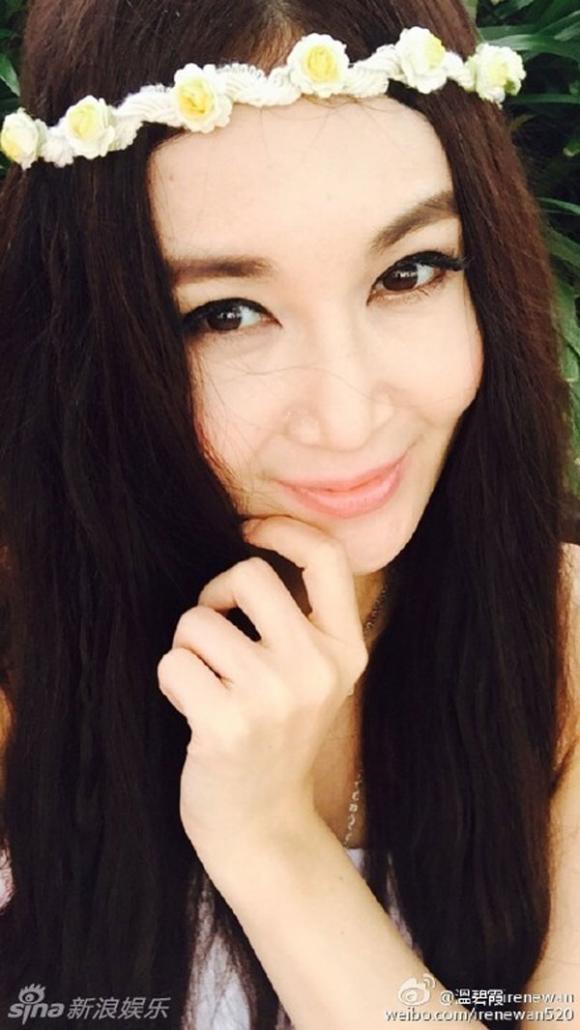 'Phan Kim Liên' Ôn Bích Hà xinh đẹp như công chúa