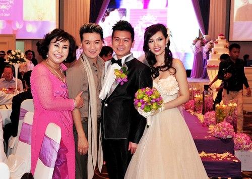 Sao Việt có mẹ chồng nổi tiếng hơn cả con dâu