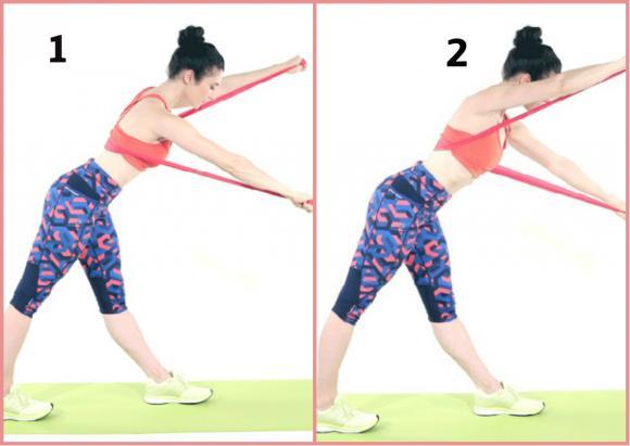 3 bài tập đơn giản cho eo và cánh tay thon gọn