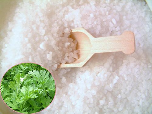 'Thổi bay' mỡ bụng với gừng và muối