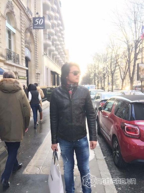 'Phớt lờ' scandal với vợ cũ, Quách Ngọc Ngoan vui vẻ tại Ý