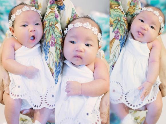 Lý Hải vắng mặt trong ngày mừng đầy tháng con gái út