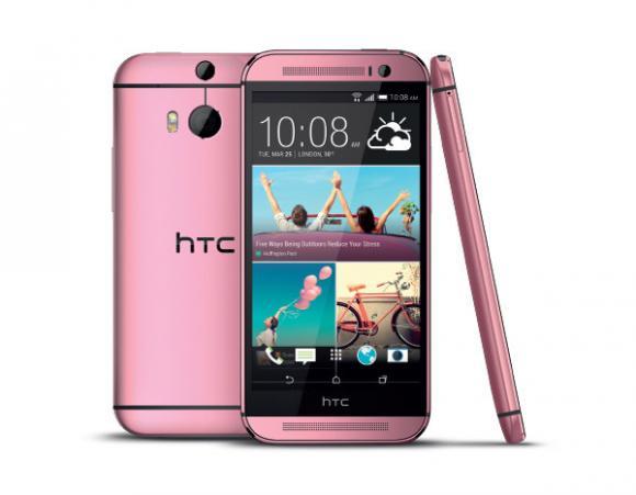 10 smartphone hồng lãng mạn cho mùa Valentine