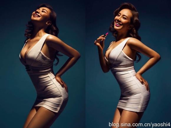 10 mỹ nhân Hoa ngữ sở hữu thân hình chữ S muốn ngắm nhất