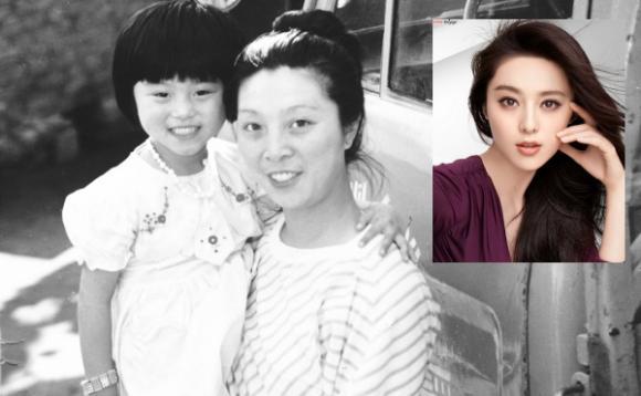 Những bức ảnh gia đình 'đắt giá' của sao Hoa ngữ