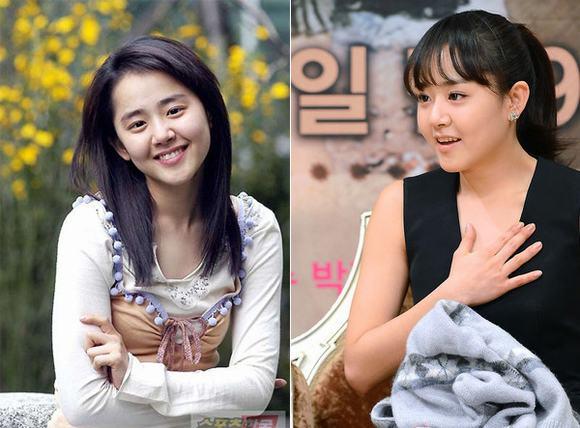 Những mỹ nhân Hàn có nhan sắc tỉ lệ nghịch với tuổi tác