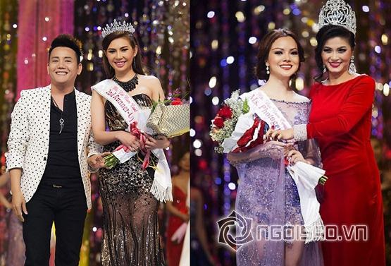 HH Phụ nữ người Việt thế giới 2015, Jennifer Tiên Huỳnh, Hoa hậu Phụ nữ người Việt thế giới 2015