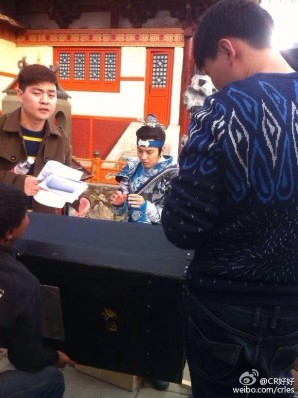Những sao Hàn bị chỉ trích thậm tệ vì đóng phim cổ trang Hoa ngữ