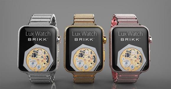 Apple Watch phiên bản kim cương có giá gần 25 tỷ đồng