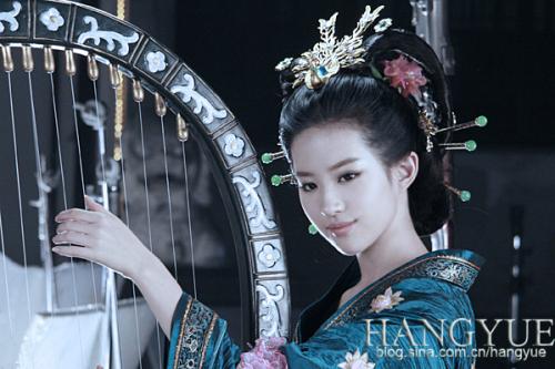 Top 4 giai nhân cổ trang đẹp nhất màn ảnh Hoa ngữ