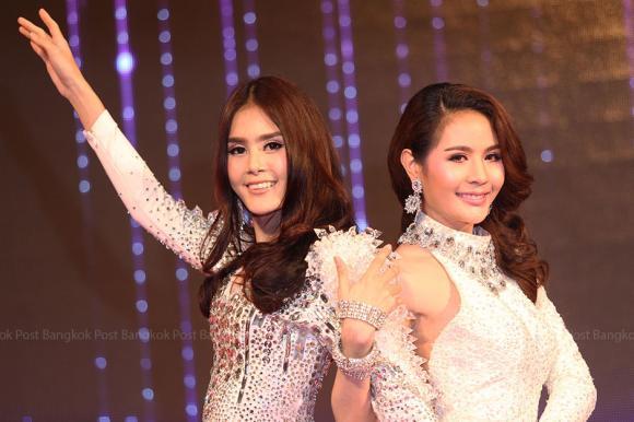 Thí sinh Hoa hậu Chuyển giới Thái Lan 2015 9