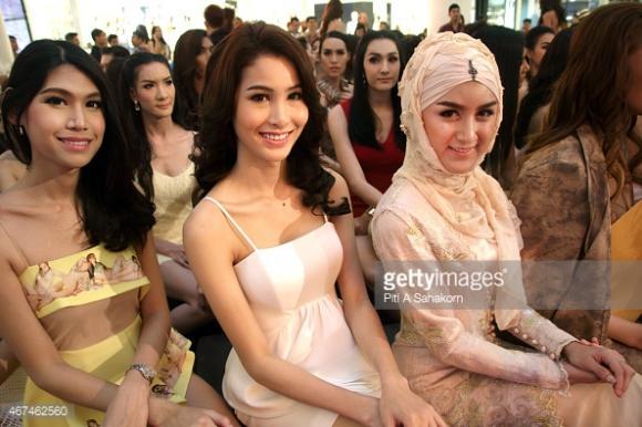 Thí sinh Hoa hậu Chuyển giới Thái Lan 2015 11