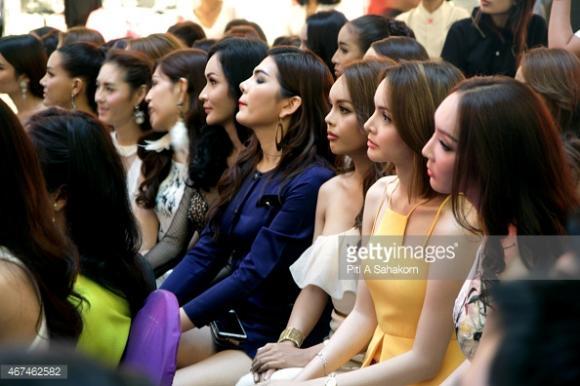 Thí sinh Hoa hậu Chuyển giới Thái Lan 2015 13