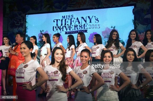 Thí sinh Hoa hậu Chuyển giới Thái Lan 2015 18