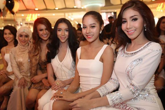 Thí sinh Hoa hậu Chuyển giới Thái Lan 2015 4