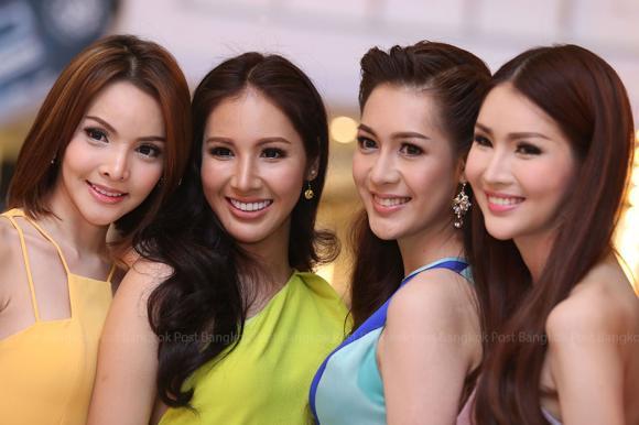 Thí sinh Hoa hậu Chuyển giới Thái Lan 2015 7